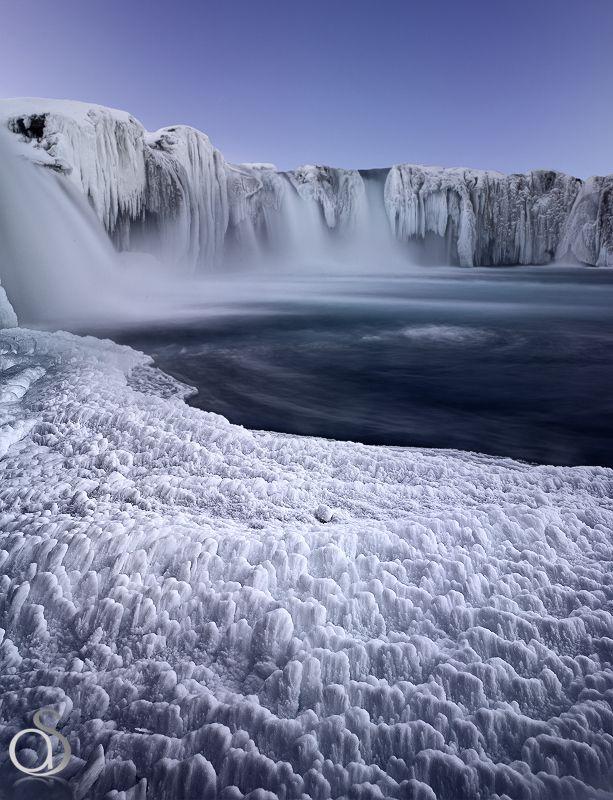 Godafoss Blues, Iceland