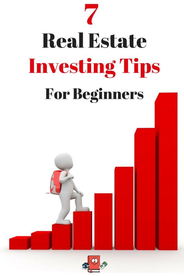 7 real estate investing tips for beginners