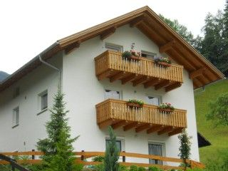 House Montanara comfort apartments in quiet position.Holiday Rental in Montafon from @HomeAwayUK #holiday #rental #travel #homeaway