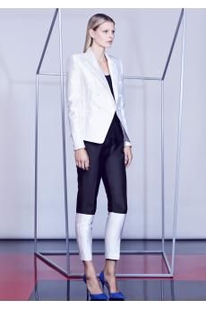The Indicia Blazer and Prototype Pants from the SS14 collection by CAMILLA AND MARC.
