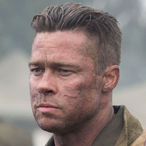 hair style for balding men 25 sch 246 ne fury haircut ideen auf brad pitt 8231 | 696bb951b7bf78a822f14a0f85e16e77 celebrity hairstyles mens hairstyles