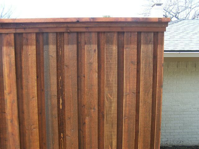 48 best wooden fence designs images on pinterest fence design a click pin photo gallery filled with examples of board on board fence ideas based on recent projects in the north dallas area of dfw workwithnaturefo