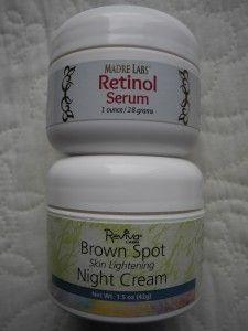 レチノール美容液「レチノールセラム」「ハイドロキノン」/肌のターンオーバーを強制的に活発。シミやシワ、毛穴やニキビなどに効く