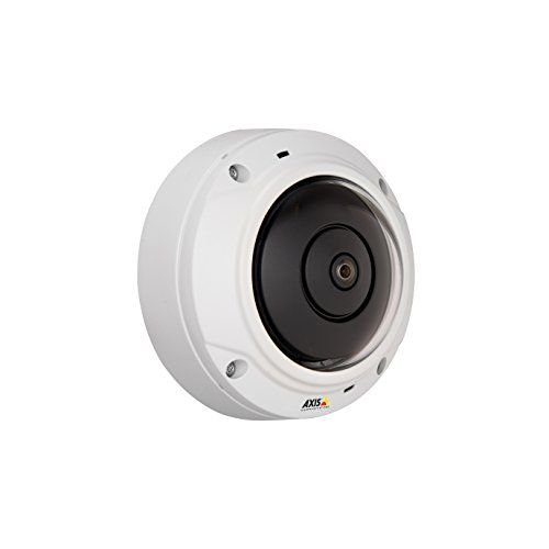 Axis 0556-001 M3027-Pve 5 Megapixel Network Camera M12-Mount (White) For Sale http://ift.tt/2fuzjoD