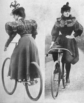 cycling costumes