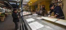 Liguria: #Nuova #sede del #Mercato del pesce Tursi: Apertura regolare. Ma i grossisti disertano i ban... (link: http://ift.tt/2jfQbvH<<Apertura-regolare>>-Ma-i-grossisti-disertano-i-ban.html )