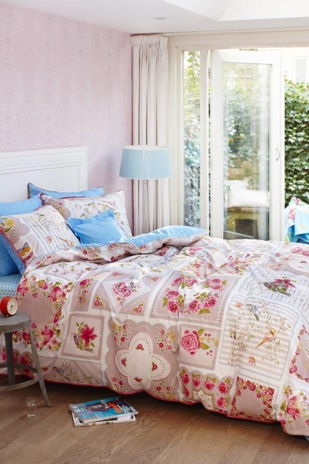 33 Schlafzimmer mit einer englischen Garten Luft in 2020