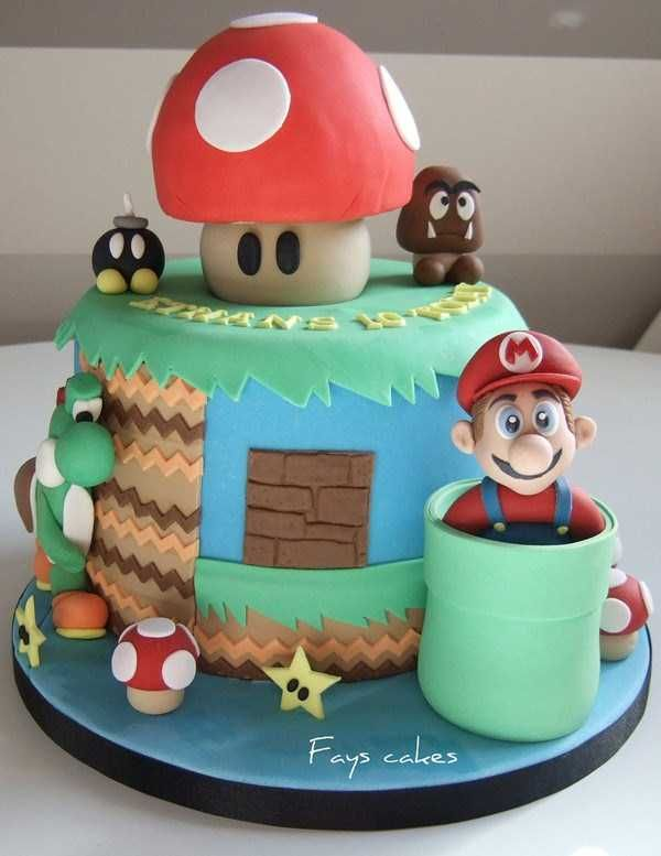 78 best The Best Cakes Ever images on Pinterest Creative cakes
