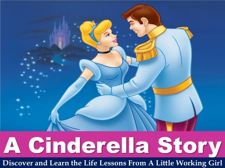 10-life-lessons-from-a-story-of-cinderella by Sompong Yusoontorn via Slideshare