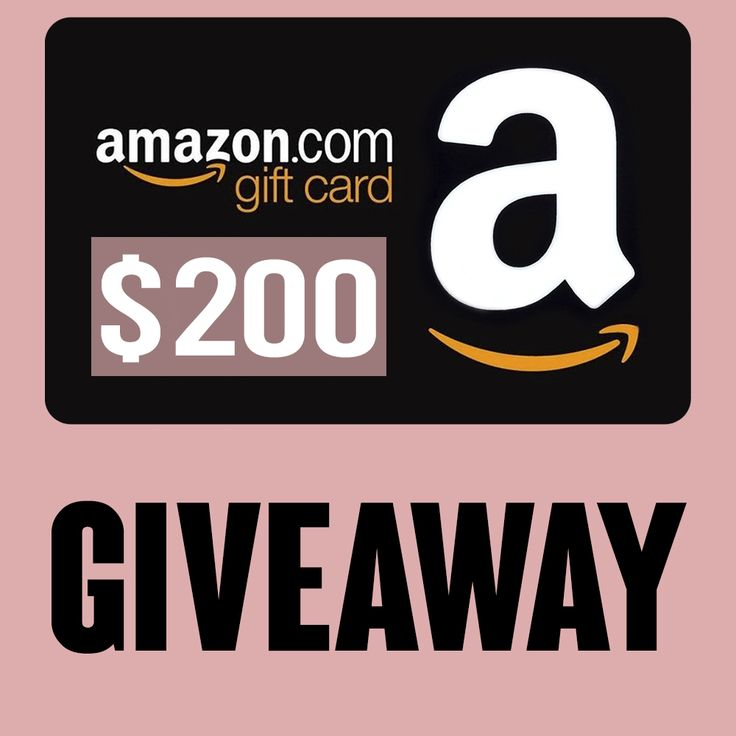 $200 Amazon Gift Card Giveaway Happy Wednesday! Today I am teaming up with a bunch of blogger friends to bring you another great giveaway! Enter to win a $200 Amazon Gift Card! GIVEAWAY Use the form to enter below and good luck!! a Rafflecopter giveaway One lucky winner will be selected at random and contacted …