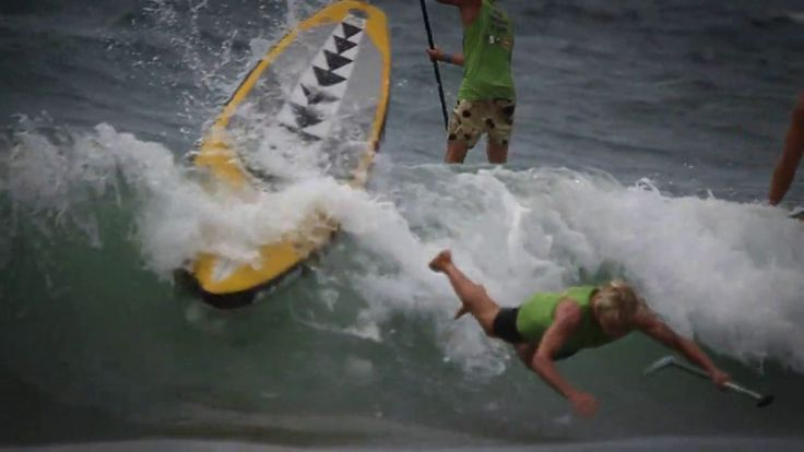 Some great video footage of the Paddle to Battle MS at Collaroy/Sydney in early March 2014. Some awesome wipeouts all-round!