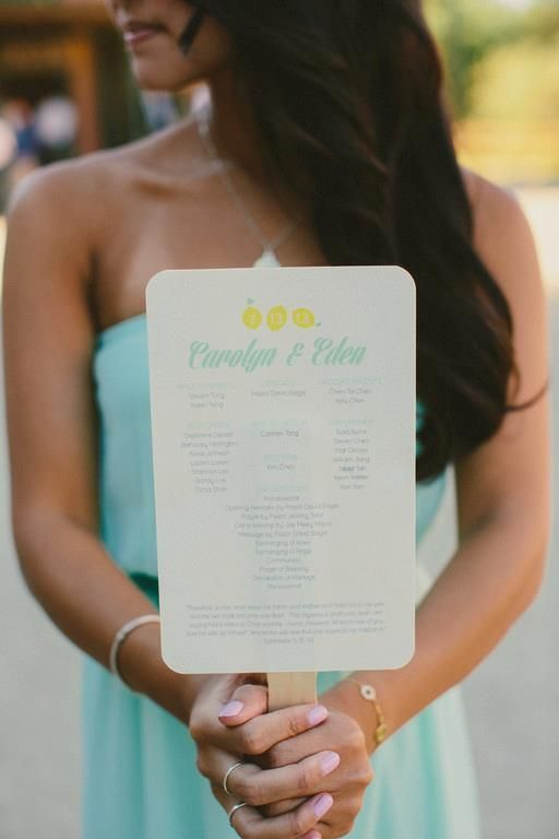 April Etsy Round Up The Best Paper Products Wedding Programswedding Favorswedding Receptionprogram