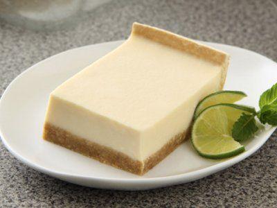 Receta de Postre Frío de Limón
