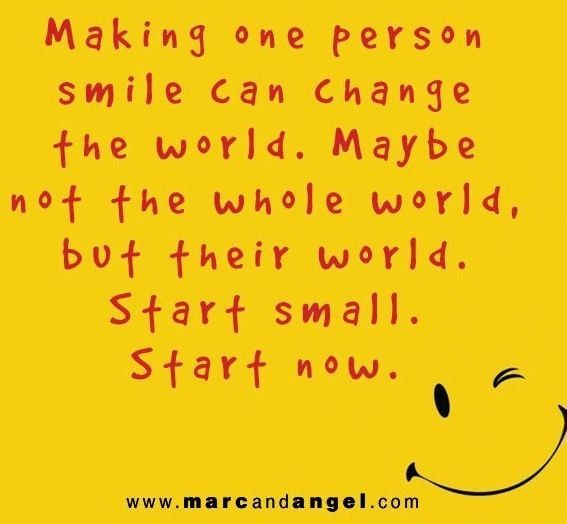 Start now and never stop smiling! That person will appreciate it 🙂 #simivalley #dentist #quote #motivationalmonday