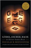 Godel Escher Bach by Douglas R. Hofstadter