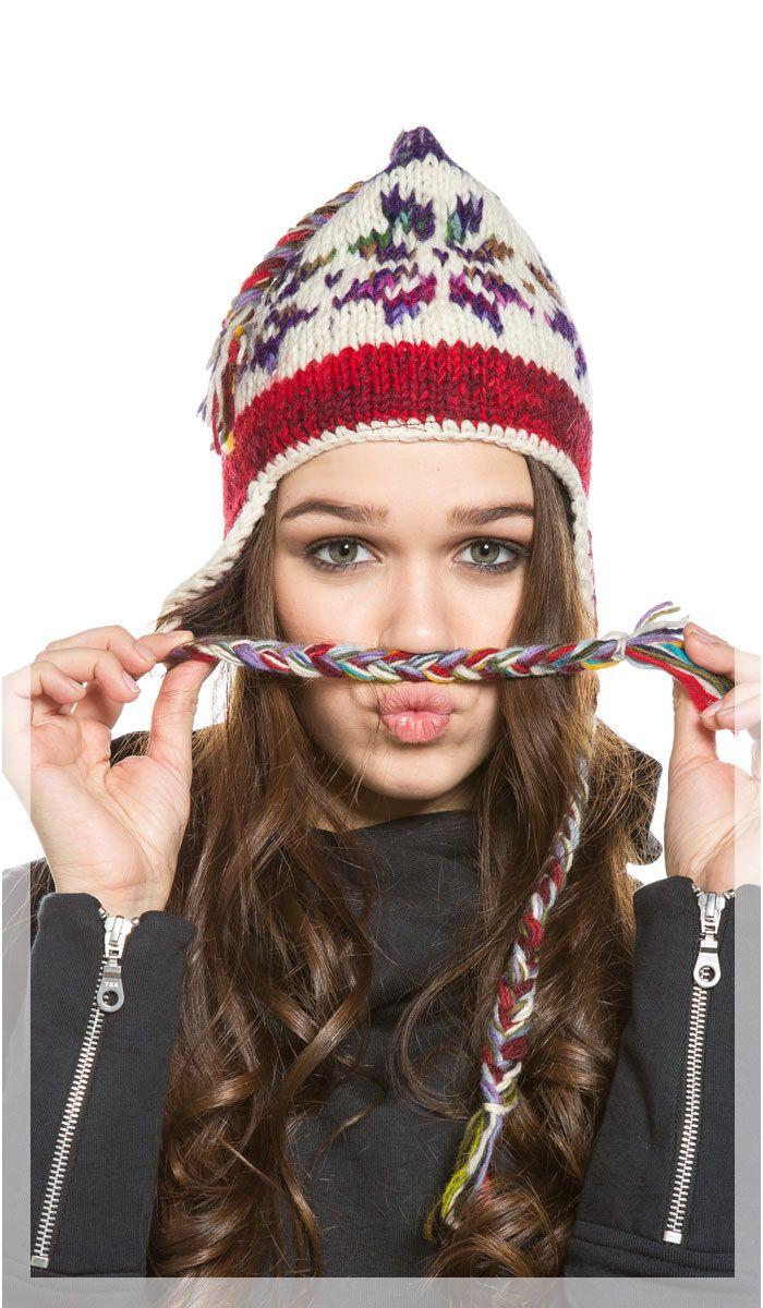 Шапка женская шерстяная, непальская шерсть, вязанная теплая шапка, индийская шапка, шапка из непальской шерсти, шапка с балабоном, Nepal Wool Cap, indian hat. 920 рублей