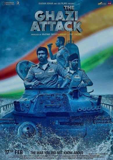 Bollywood movie The Ghazi Attack Box Office Collection wiki, Koimoi, The Ghazi Attack Film cost, profits & Box office verdict Hit or Flop, latest update Budget, income, Profit, loss on MT WIKI, Bollywood Hungama, box office india
