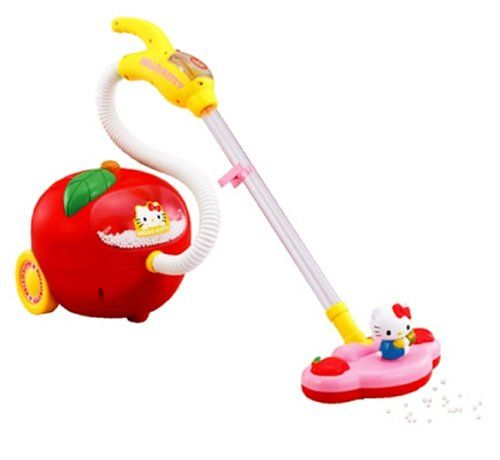 Hello Kitty Vacuum Cleaner - Licensed Toy Japanese Ver.: Amazon.fr: Jeux et Jouets