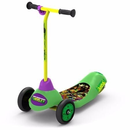 scooter electrico 3 ruedas para niños
