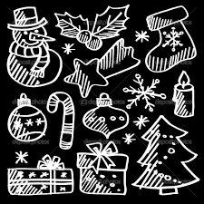Výsledek obrázku pro vánoční kresby