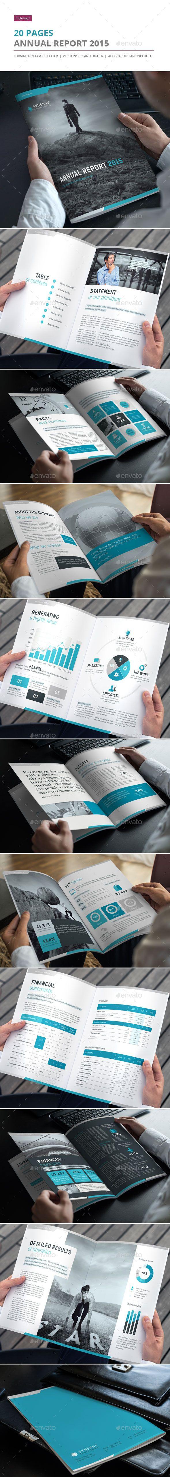 Annual Report 2015 - Informational Brochures