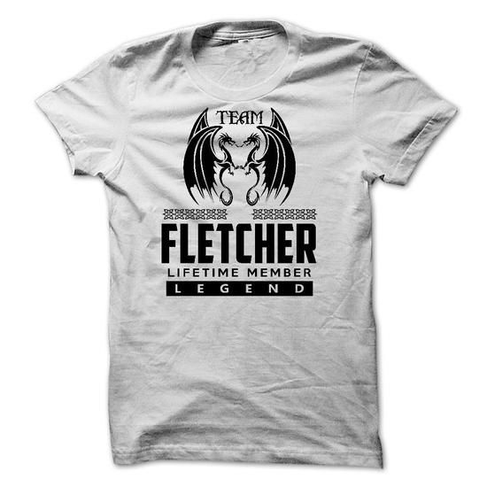 Team FLETCHER Lifetime Members 4orir - #gifts #gift ideas for him. CHECK PRICE => https://www.sunfrog.com/Names/Team-FLETCHER-Lifetime-Members-4orir.html?68278