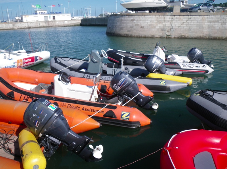 Zodiac boats