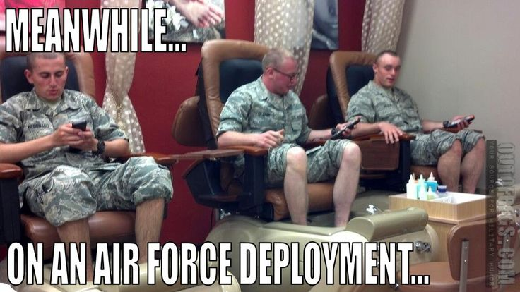 OutOfRegs - Archives | Air Force Deployment