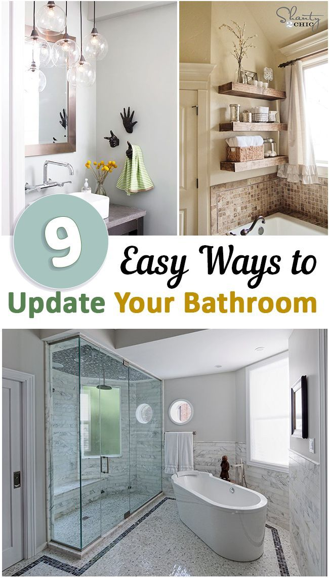 Bathroom, bathroom décor, organizing small spaces, small space living, dream home, popular pin, DIY bathroom revamp, bathroom remodel, budget remodeling