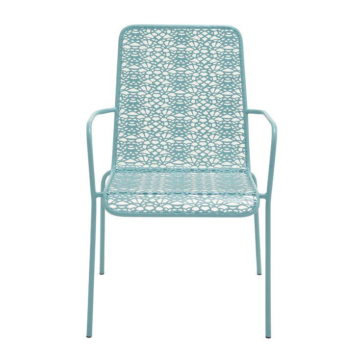 loopita bonita outdoor furniture. blue metal outdoor chair innovatively styled size single patio furniture iron loopita bonita