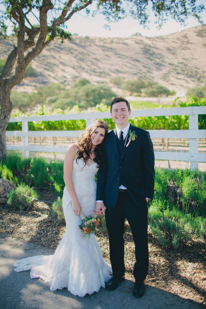 small intimate weddings southern california%0A Roya and Ryan u    s Colorful California Cabin Wedding