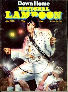 National Lampoon Magazine  # 76 - July 1976 pdf Back Issues Collection  Archives Download DVD Ebay
