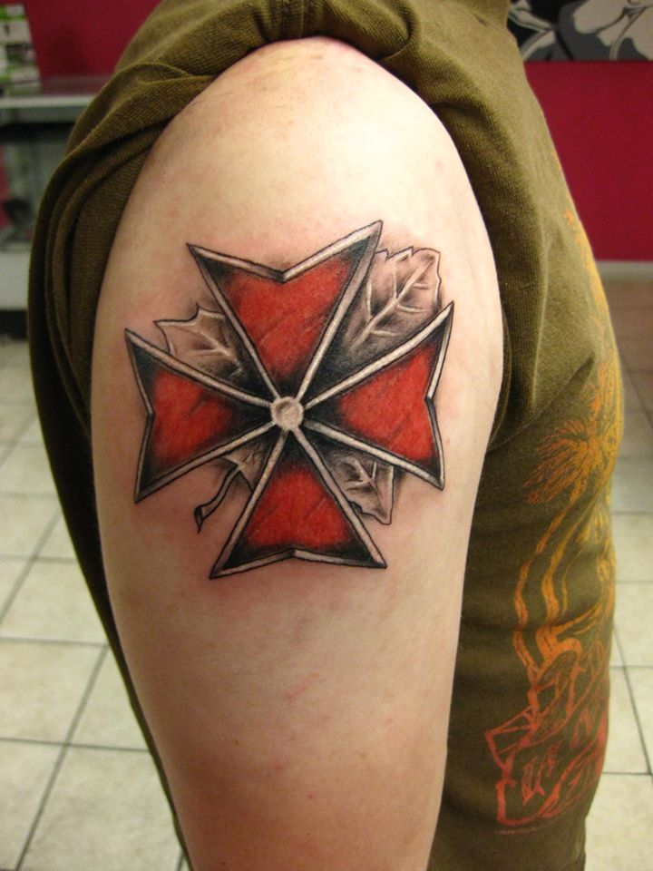 Maltese Cross Tattoo Pinterest Maltese Cross