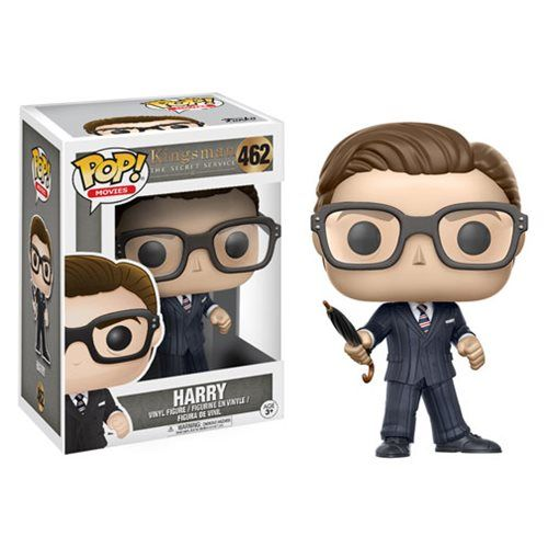 (affiliate link) Kingsman Harry Pop! Vinyl Figure