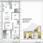 Desain rumah tipe KARIMUN di akhir bulan April 2012 ini, melengkapi koleksi desain gratis rumah yang saya ingin saya sampaikan untuk lahan 7 meter. Ide eksploitasi cahaya yang masuk di areal ruang tamu menjadi pijakan awal desain saya ketika memulai...