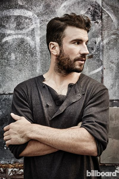 Sam Hunt Billboard Shoot | Billboard