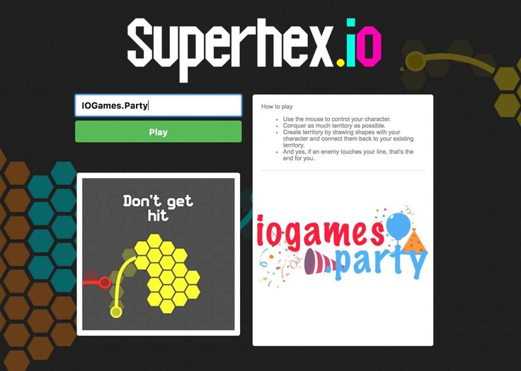 ♥ A free game from the superhex.io kitty Superhex.io play it in your browser, with both solo and multiplayer modes. Has inspired many cheats and modes on the original game. Skins and mods of the game Superhex.io You can find interesting skins and mods all over the internet for superhex io as it is... ➡ http://iogames.party/superhex-io/ ★ #IoGames, #Superhex.Io, #Superhex.IoHack, #Superhex.IoMods, #Superhex.IoPlay, #Superhex.IoUnblocked