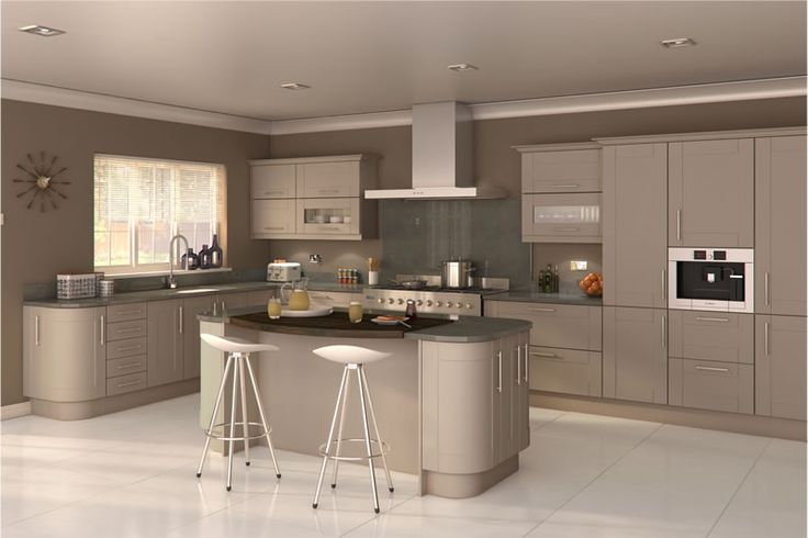 Fulford Stone Grey Kitchens - Buy Fulford Stone Grey Kitchen Units at Trade Prices