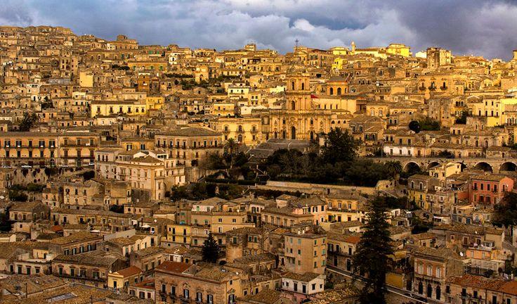 Sicilian Tour: Modica, Sicily. The 100-Church town