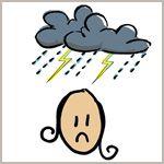la météo des émotions