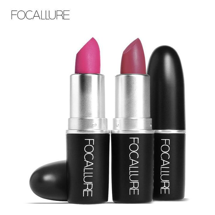 18 Color Matte Lipstick Set Professional Makeup Waterproof Lip Stick  | eBay