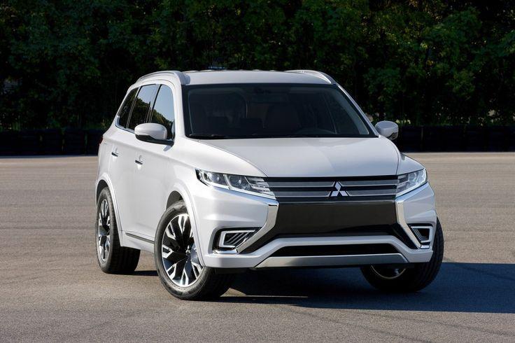 2017 Mitsubishi Outlander Concept, Release Date and Price - http://newautocarhq.com/2017-mitsubishi-outlander-concept-release-date-and-price/