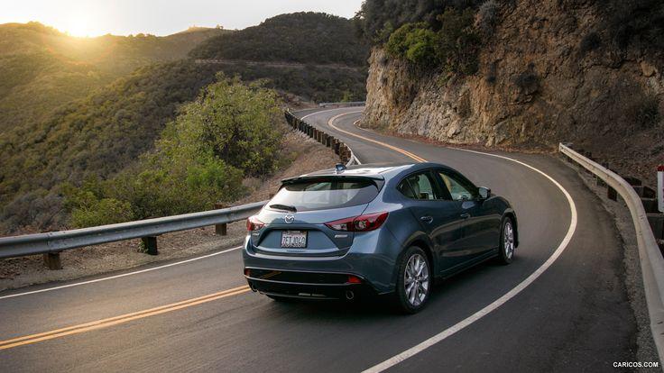 2015 Mazda 3 5D s Touring 6MT (Blue Reflex)  - Rear HD