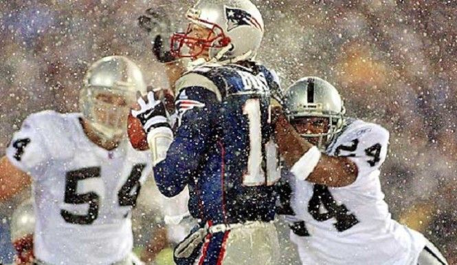 """Former NFL star Ray Lewis made controversial comments in reference to the """"tuck rule"""" and Tom Brady. Here's what you should know about the rule before Sunday. #TuckRule #TomBrady"""
