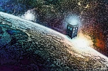 Tardis in pastels Tardis Tv show Doctor who HD Wallpaper