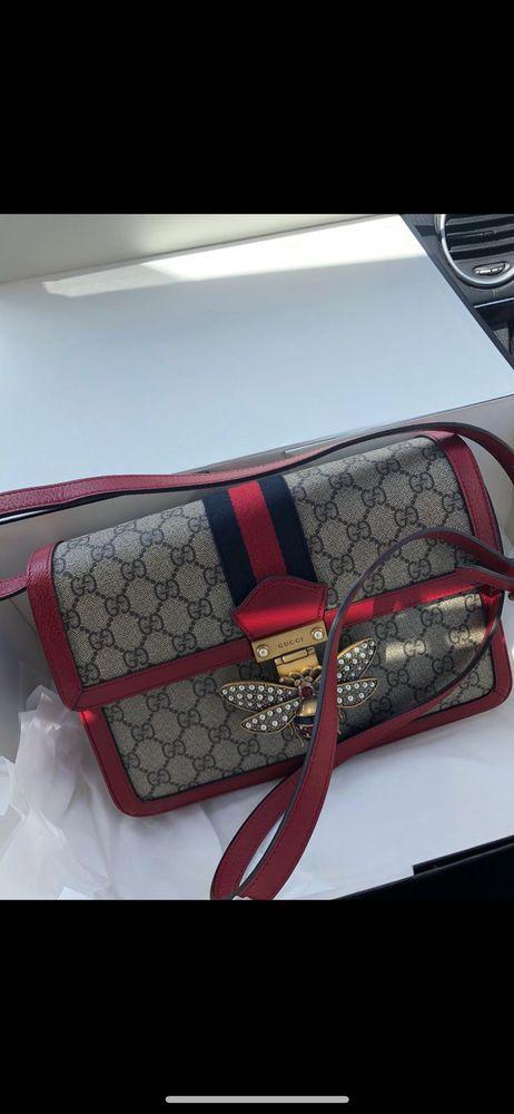 485420d88897dc Authentic Vintage GUCCI Waist Belt Bum Bag Fanny Pack Purse Handbag UNISEX  GG #fashion #