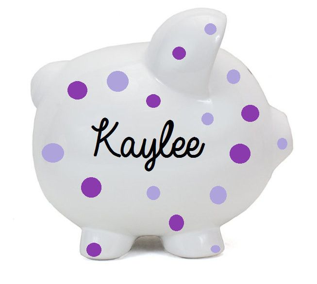 18 best piggy banks images on pinterest personalized piggy bank check out personalized piggy bank boy piggy banks personalized ceramic piggy bank polkadot baby boy new baby gift baby shower birth gift on negle Image collections