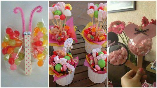 Elabora creativos dulceros para fiestas infantiles 15 - Ideas fiestas tematicas ...