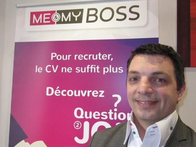 Recrutement commercial : la solution innovante Me & My Boss ! Itw de Sébastien Nau