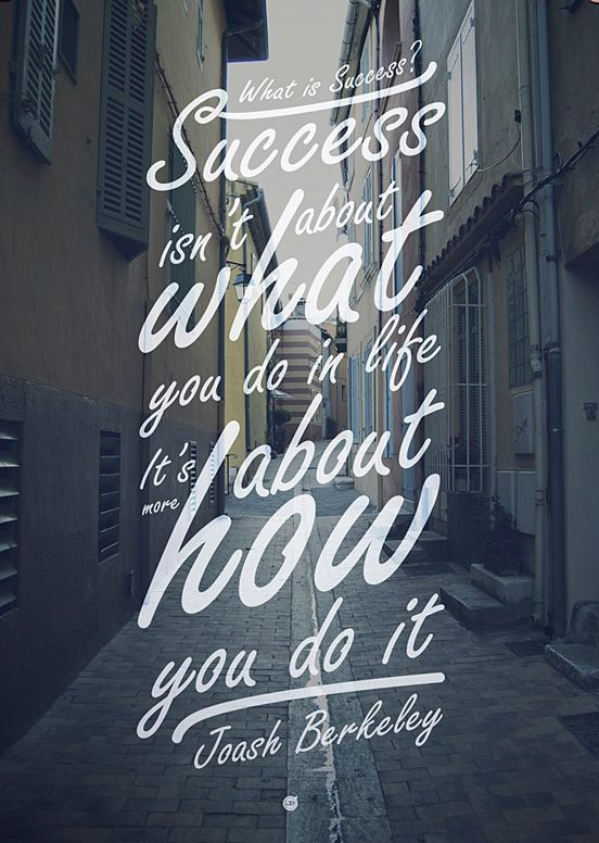 Success /